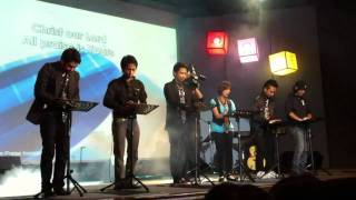 """Citipointe Live's Break the Silence by Victory Fort's """"iBand"""""""