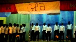 Concert GLA 9ème anniversaire Première partie ( Vient disposer....)