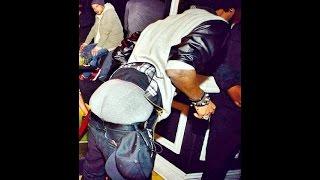 Les Twins | Butt slap compilation ♥