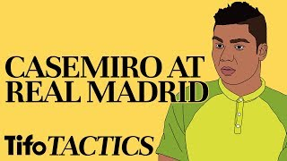 Tactics Explained | Real Madrid & Why Casemiro is Crucial