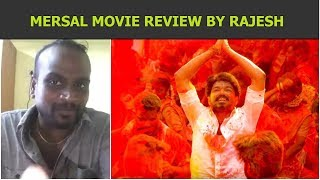 Mersal Movie Review By Rajesh | Vijay |Samantha | Atlee