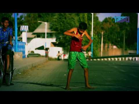 Indian Street dancer ! village talent of India !