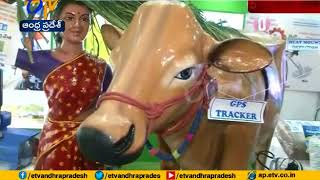 Govt Organized By Agriculture technology Exbition Show at Vizag
