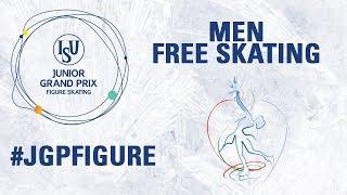Men Free Skating MINSK 2017
