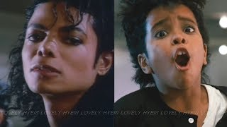 Michael Jackson BAD VS Kids