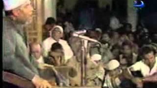 روائع  الشعراوي في الحديث عن الحروف المقطعة في القرآن