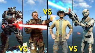 Fallout 4 - Faction Battle - Battles #68