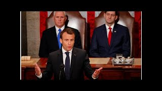 NEWS ||  French Macron urges US, North Korea continues efforts towards ...