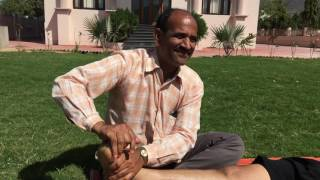 World's Best Foot/Leg Massage At Pushkar India Episode-2| ASMR |4K