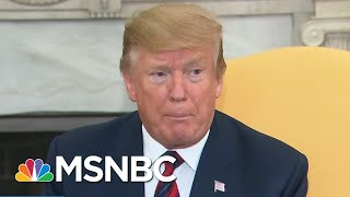 Justice Dept. Report Debunks Pres. Trump's Claim Of A Witch Hunt Against Him - Day That Was   MSNBC
