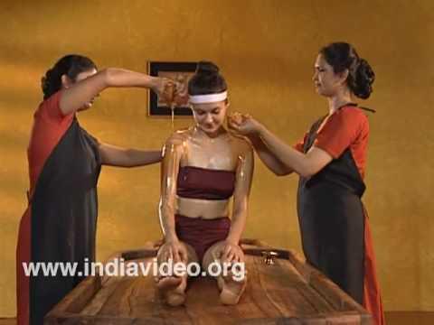 Ayurveda Panchakarma - Kerala Oil Massage