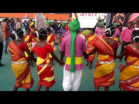 झारखण्ड स्थानीय सांस्कृतिक नागपुरी संथाली नृत्य/ Jharkhand local cultural Nagpuri Santhali dance