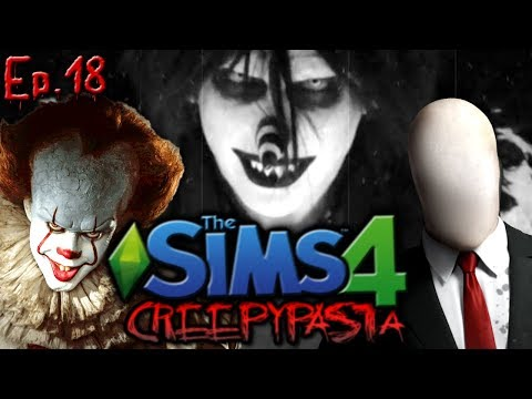 Xxx Mp4 Slender Man Pennywise MERGE The Sims 4 Creepypasta Reboot Ep 18 3gp Sex