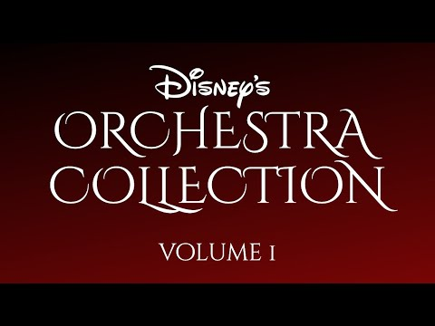 Disney Orchestra Collection Volume 1 Disney Orchestra and Piano Music