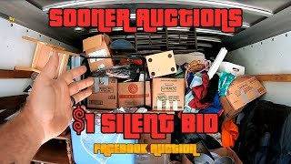 Sooner Auctions Oklahoma Facebook Silent Auction | Most Items Start At Just $1