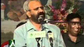Mazahiya Mushaira Khalid Masood and Anwar Masood (Funny Punjabi Poetry)