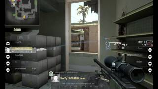 SeeTy clutch 1v3     3 shots