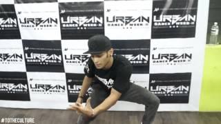 URBAN DANCE WEEK 3 | Pune | Freestyle  |  Hectik