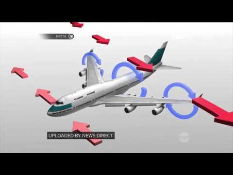 Turbulensi Umum Terjadi Pada Penerbangan - NET16