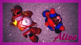【MMD】「Alive」【MMX】