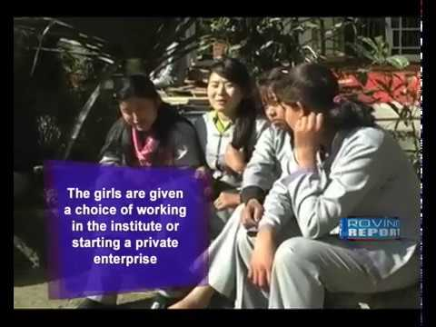 HANDLOOM AND HANDICRAFT TRAINING IN SIKKIM BECOMES A BOON FOR SCHOOL DROPOUTS