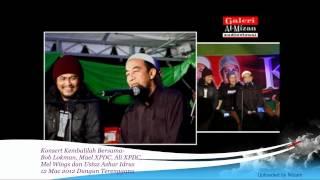 Konsert Kembalilah-Soal Jawab bersama Usatz Azhar Idrus-Salam Kumpulan Rock