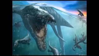 Monster (Skillet): Dinossauros