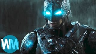Top 10 Best Action Scenes In DC Movies