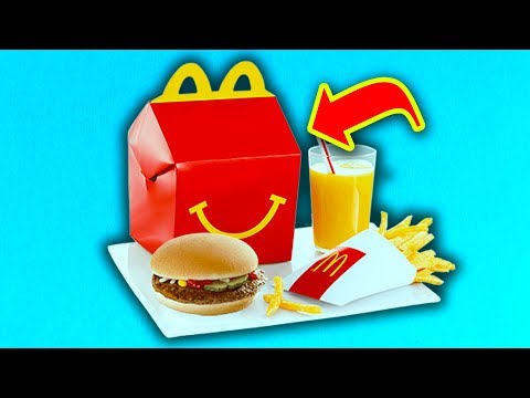 Top 10 BEST McDonald s Happy Meal Toys EVER