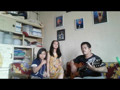 dua anak br MANALU & br hite nyanyi lagu batak dengan nada tinggi (mardua holong) MANTAP POANG