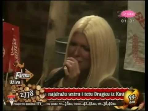 Jelena Karleusa - Zajdi, zajdi (Live@Farma 3, 14.12.2010.)