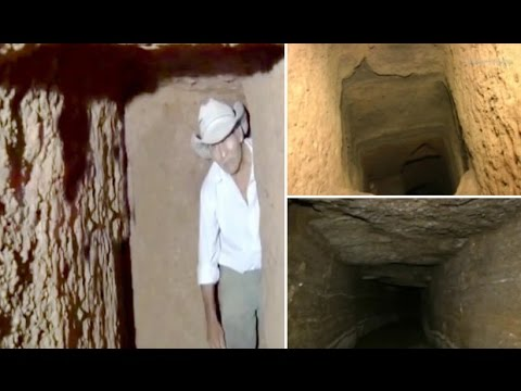 Man has been digging Tunnel every day for 18 YEARS after 'Message from God' and has no plans to stop