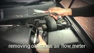 Mass Air Flow (MAF) sensor change - Seat Leon mk1 / Vw / Audi / Skoda