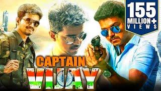 Captain Vijay (2018) Tamil Film Dubbed Into Hindi Full Movie | Vijay, Kajal Aggarwal