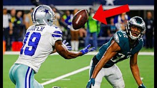 """NFL """"Tipped Up"""" Touchdowns 
