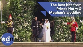 The best bits from Prince Harry and Meghan