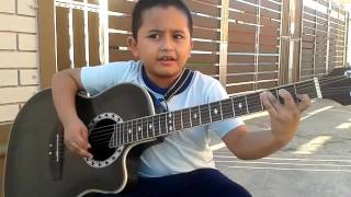 Metallica Nothing Else Matter (cover by azry)