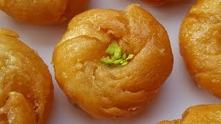 Balushahi Recipe with Perfect Measurements   Halwai Jaisi Balushahi   Balushahi Recipe