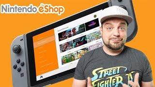 NEW Nintendo Switch eShop Games WORTH Playing!