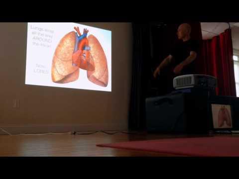 Rolf Pechukas ~ Yoga Workshop ~ Upper Back Slideshow ~ OYP ~ 2015
