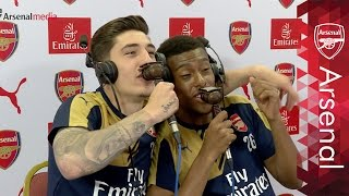 Hector Bellerin & Alex Iwobi | UnClassic Commentary