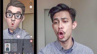 "Testing Out ""Improved"" AR Emoji On Samsung S10+"
