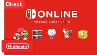 Nintendo Switch Online & NES Controllers   Nintendo Direct 9.13.2018