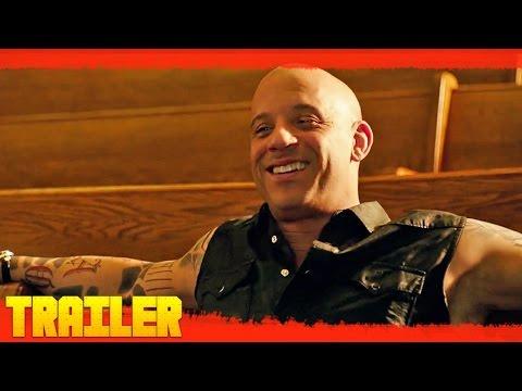 xXx 3: The Return of Xander Cage (2017) Tráiler Oficial Español Latino