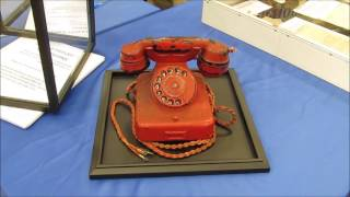TIME SEARCHERS EXCLUSIVE: HITLER RED TELEPHONE-THE ULTIMATE WORLD WAR TWO RELIC