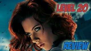 Avengers Black WIdow Level 20 Play Through - Super Hero Squad Online