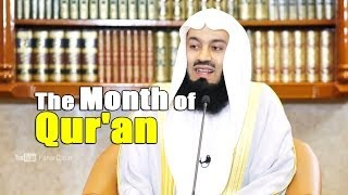 The Month of Qur