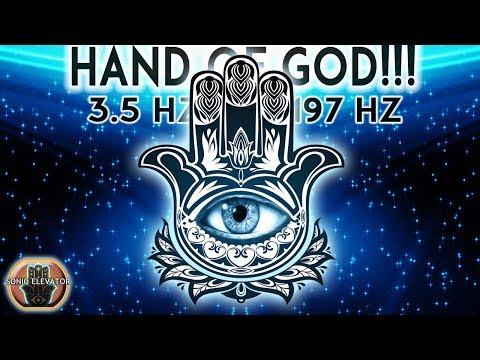 IN 10 MIN RECEIVE POWERFUL DIVINE COSMIC ENERGY◐ 3.5 HZ ◑Deep Meditative Trance 197 HZ MEDITATION