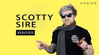 "Scotty Sire ""Mister Glassman"" Official Lyrics & Meaning 