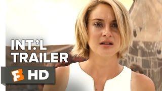 The Divergent Series: Allegiant Official UK Trailer #1 (2015) - Shailene Woodley Sci-Fi Movie HD